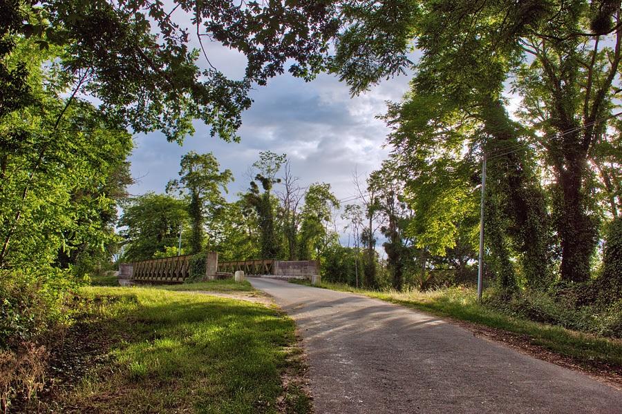 Pont canal, photographie nature, zipanatura