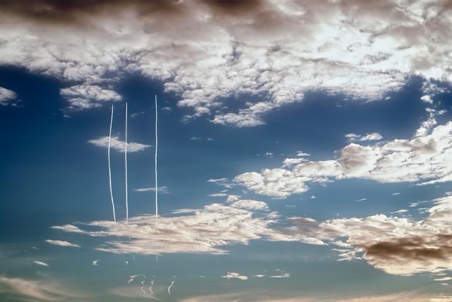 Trois avions