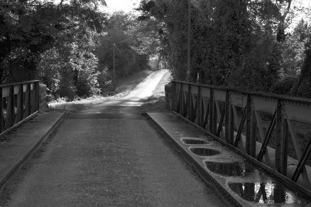 Le pont du canal
