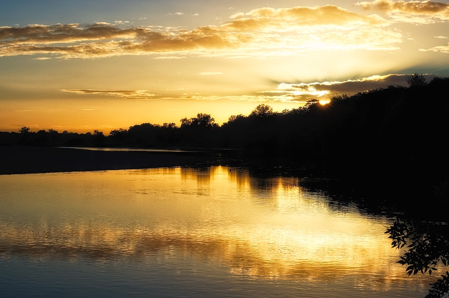 Soir de Loire