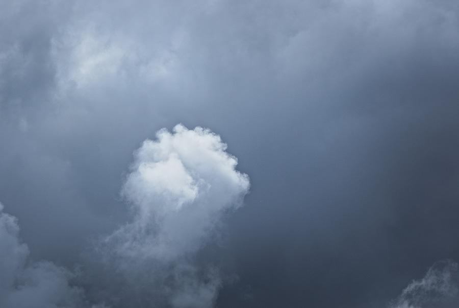 Nuage blanc, photographie nature, zipanatura