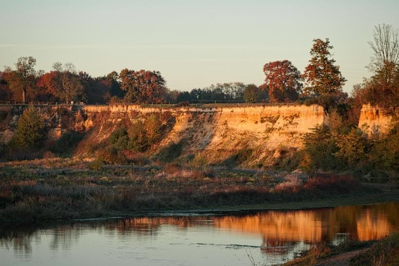 Falaises de Loire